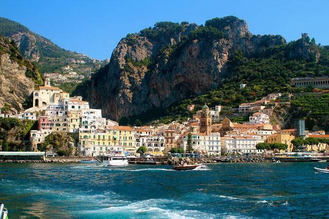 Solo travel Amalfi Coast solo trip to the Amalfi Coast