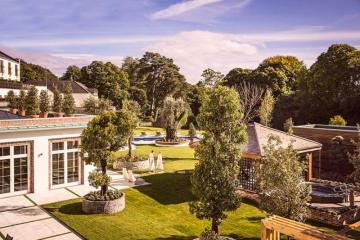 Galgorm resort and spa Galgorm spa Ireland
