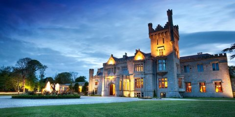 best castle hotels in Ireland Eske
