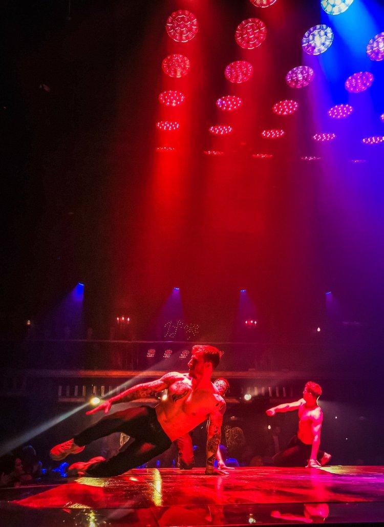 Magic Mike Live in Las Vegas review Magic Mike Show Vegas