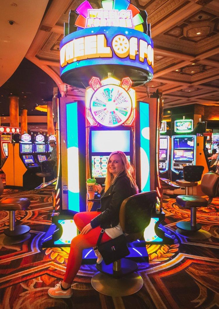 3 days in Las Vegas itinerary