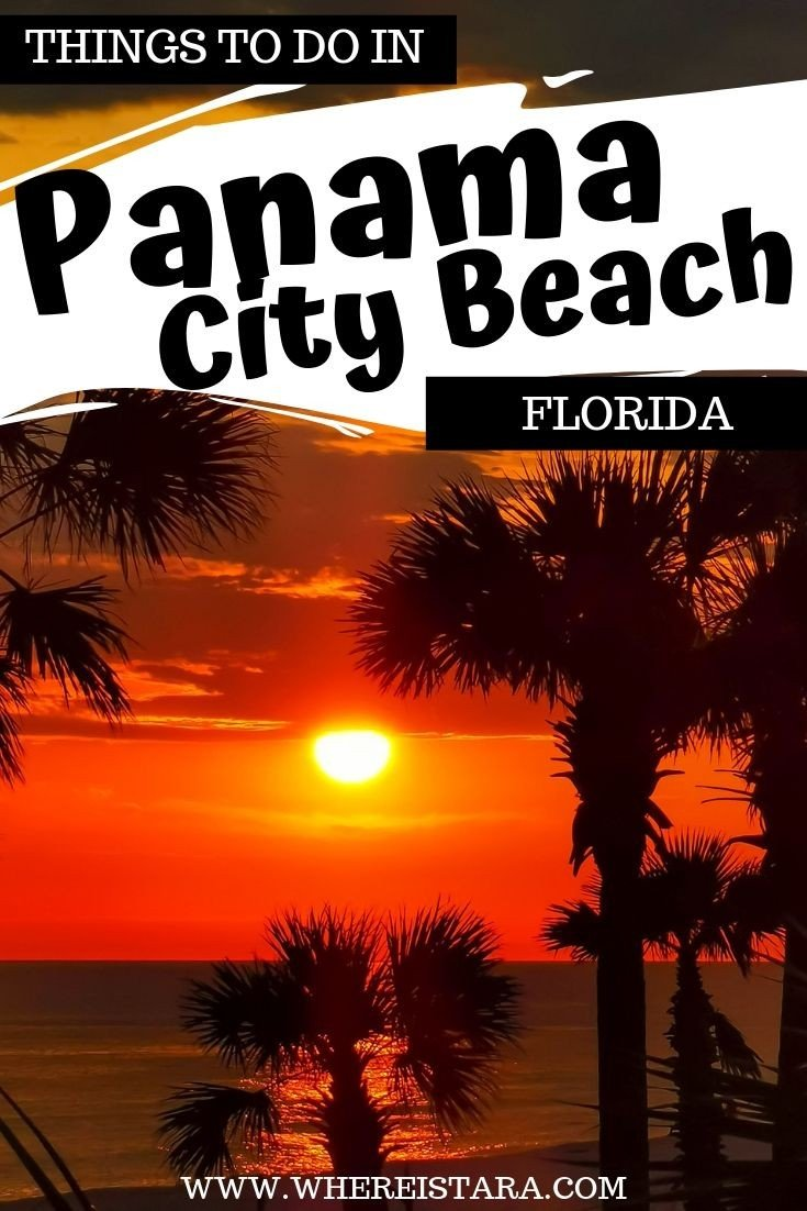 Things to do in Panama City Beach Florida PCB