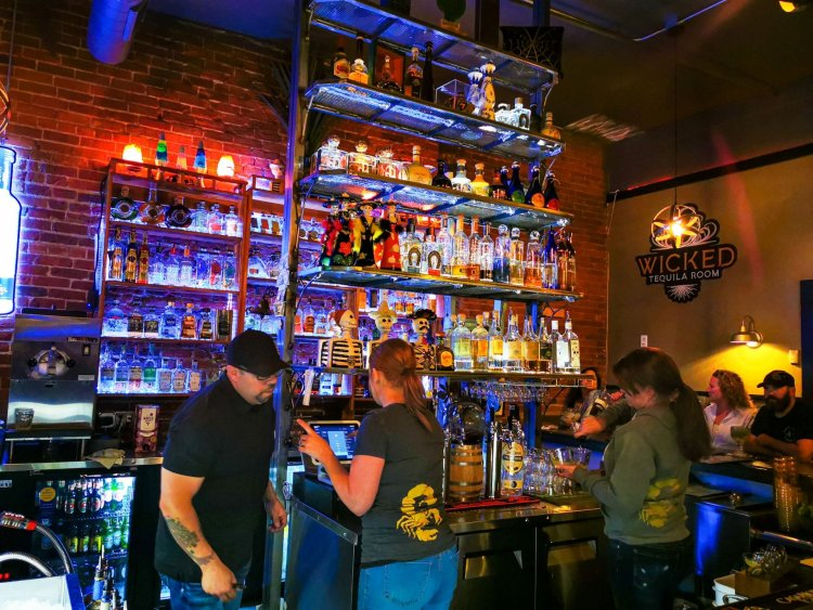 things to do in Loveland Colorado wicked tequila bar