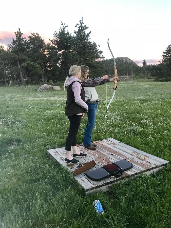 archery at Sundance Trail