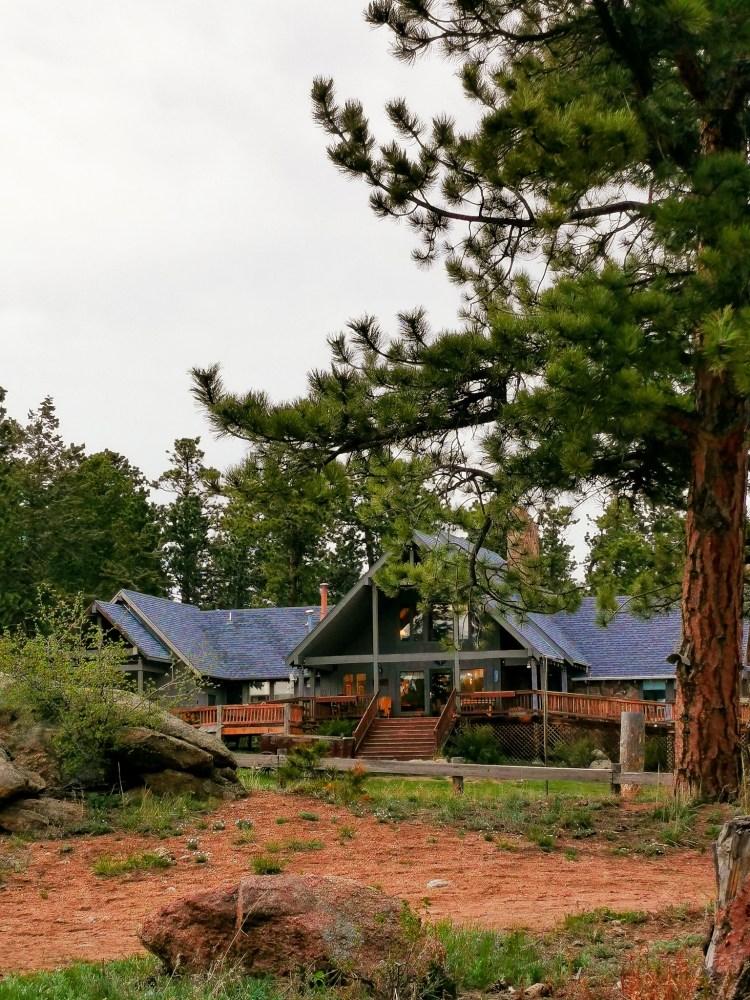 Sundance Trail guest ranch Colorado
