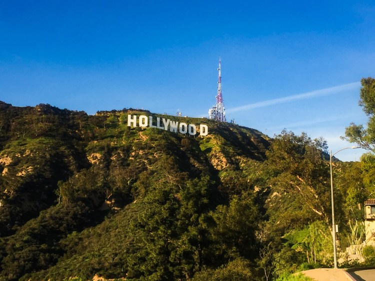 Hollywood Sign by Dylan Walsh 5 days in LA Los Angeles itinerary LA Tara Povey