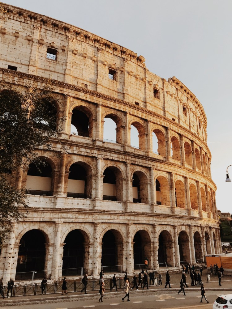teaching English in Italy Rome