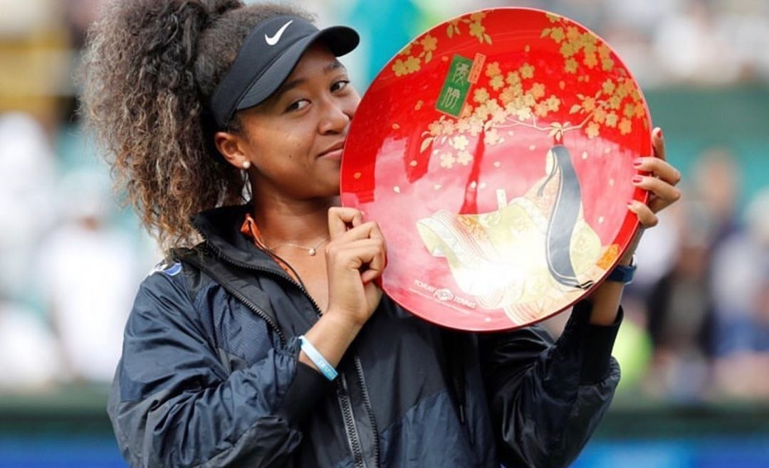 Naomi Osaka gives up US citizenship to play for Japan in 2020 Olympics
