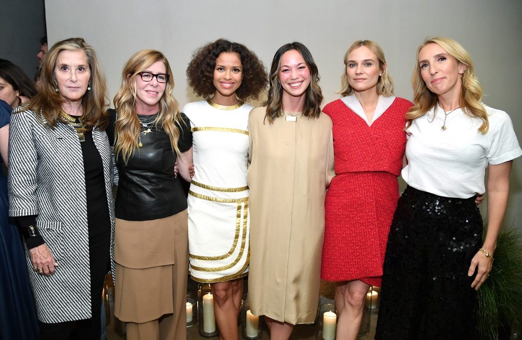 Through Her Lens jury of Diane Kruger, Gugu Mbatha-Raw, Dede Gardner,  Sam Taylor-Johnson and Paula Weinstein select the project CHAMP
