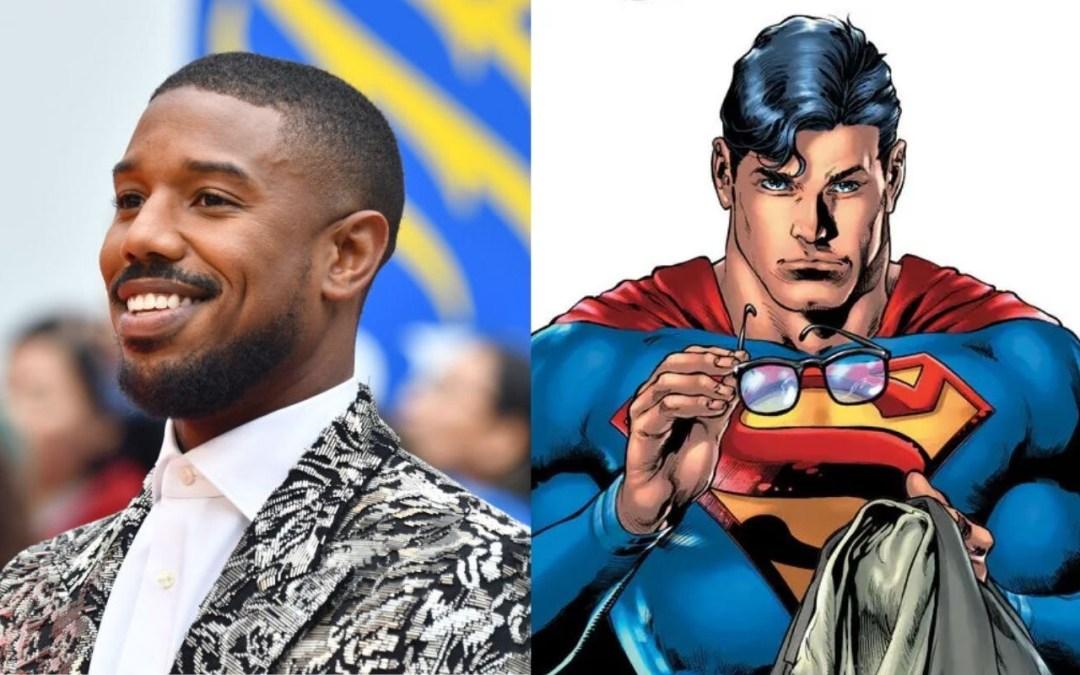 Should Michael B. Jordan Be The Next SUPERMAN?