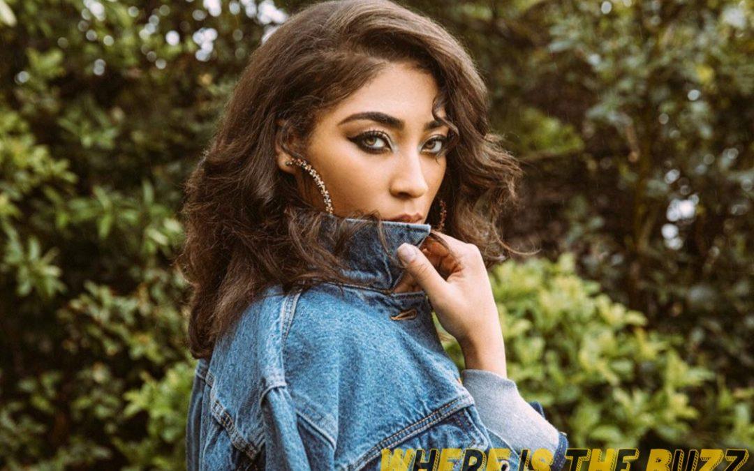 Adriyan Rae Talks Starring In Syfy New Hit Show Vagrant Queen