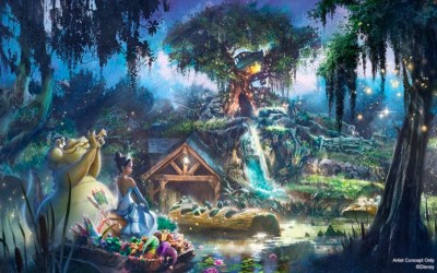 Disney will replace Splash Mountain with a reimagined Princess and the Frog attraction