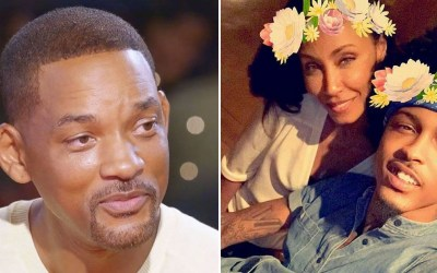 Did August Alsina Reveal That Will Smith Gave Him His Blessing To Be In A Relationship With Jada Pinkett-Smith?