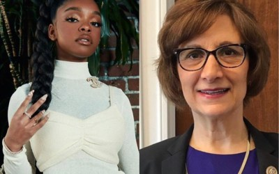Black-ish Star Marsai Martin and Congresswoman Suzanne Bonamici Rally Around Pandemic Child Hunger Prevention Act for Universal Free School Lunch