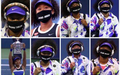 Naomi Osaka Wins The 2020 US Open Final