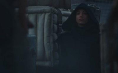 "Sasha Banks Appears in ""The Mandalorian"" Season Two Trailer"