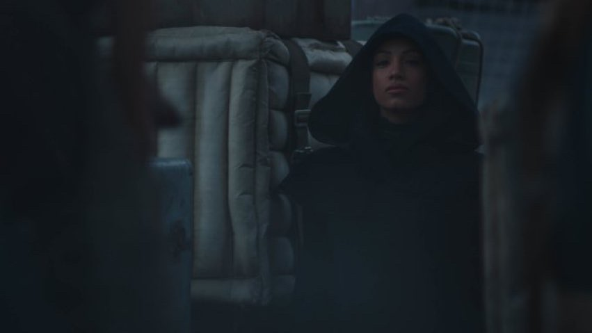 "Sasha Banks Appears in ""The Mandalorian"" Season Two Trailer"