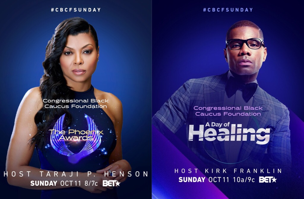 Watch Sen. Kamala Harris, Taraji P Henson, Kirk Franklin, The Clark Sisters, Common, Cynthia Erivo; BET Joins Forces W/ Congressional Black Cacucus For Day Of Healing Featuring