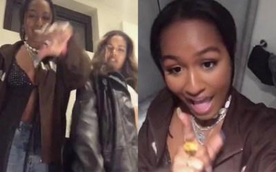 Sasha Obama Breaks The Internet After Rapping City Girl Lyrics On TikTok