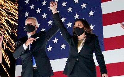 Joe Biden and Kamala Harris Have Been Elected the Next President and Vice President of the United States