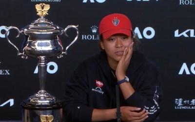 Naomi Osaka Wins the 2021 Australian Open