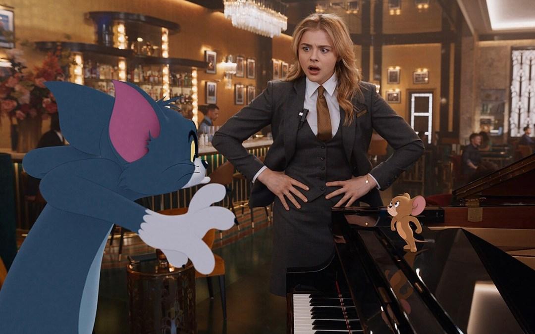 Chloe Grace Moretz and Tim Story Talk 'Tom & Jerry'