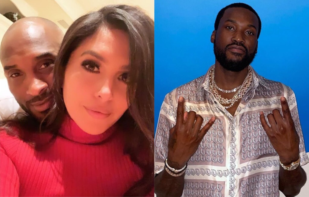 Meek Mill Allegedly Responds Reckless To Vanessa Bryant After She Called Him Out Over The Kobe Line