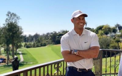 Tiger Woods Hospitalized After Car Crash