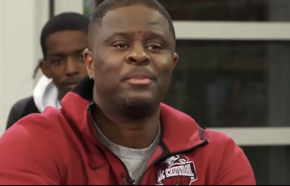Coach Levelle Moton Teaches His Players How To Deal With The Police When Getting Pulled Over