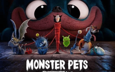 MONSTER PETS: A HOTEL TRANSYLVANIA SHORT Launches in Celebration of Pets Day!