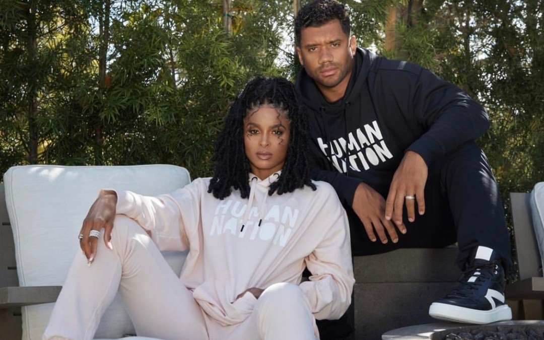 """Russell Wilson and Ciara To Host NBC's """"Roll Up Your Sleeves"""" Vaccination Special"""