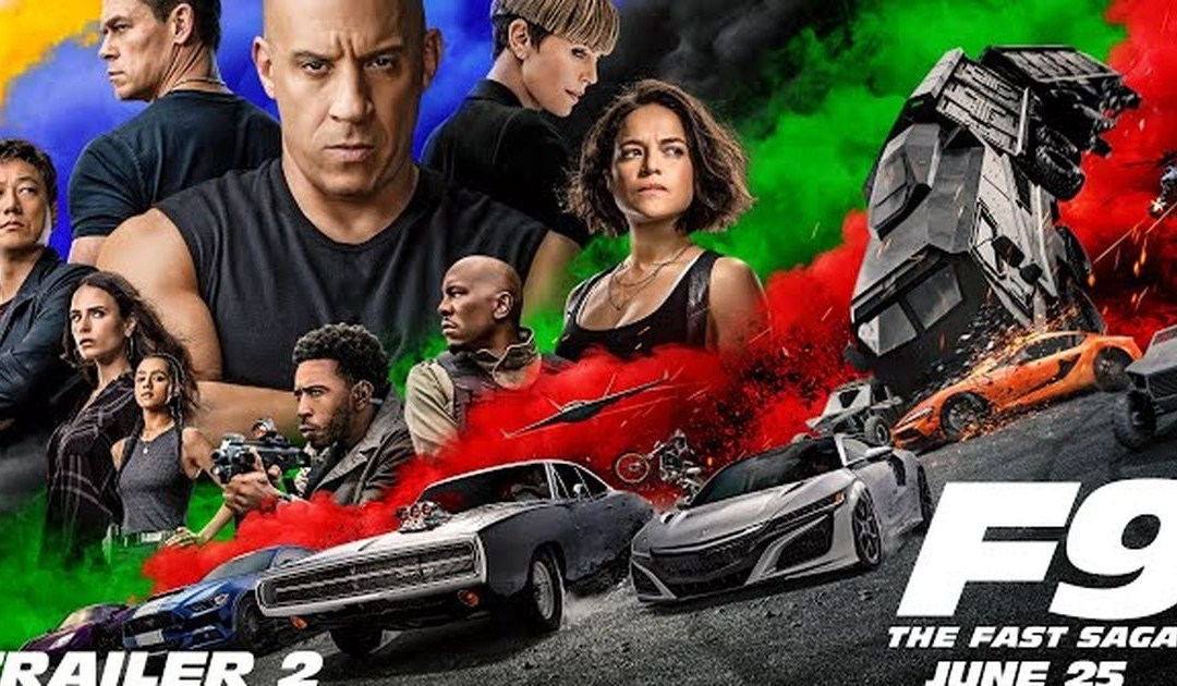 New Trailer For 'Fast & Furious 9', Hitting Theaters June 25th (WATCH HERE)