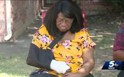 74-Year-Old Ruby Jones Sues Three OKC Police Officers After Claiming The Officers Broke Her Arm