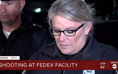 At least eight killed and multiple others injured in shooting at FedEx facility near Indianapolis International Airport