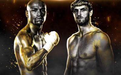 Floyd Mayweather vs. Logan Paul fight will be June 6th, 2021 at Hard Rock Stadium in Miami