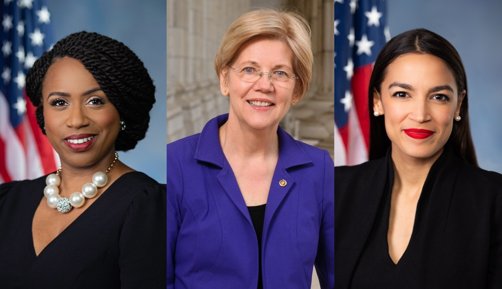 Ayanna Pressley, Elizabeth Warren, and AOC Reintroduce the Andrew Kearse Act