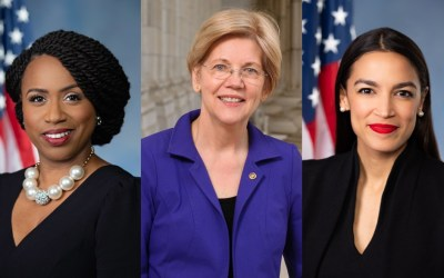 Ayanna Pressley, Elizabeth Warren, and AOC Reintroduce the Andrew Kearse Act