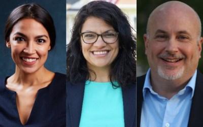 AOC, Rashida Tlaib, and Mark Pocan Lead Joint Resolution to Block Weapon Sales to Netanyahu