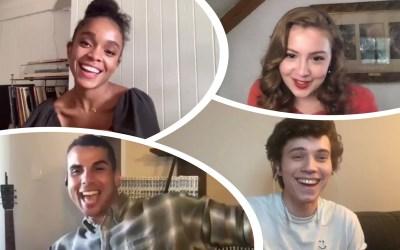 'Love, Victor' Season 2 Cast Interviews: Rachel Hilson, Mason Gooding, Bebe Wood, and Anthony Turpel