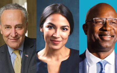LEADER SCHUMER, REPS. AOC & BOWMAN CALL FOR FUNDING FOR YOUTH VIOLENCE REDUCTION PROGRAM, 'STAND UP TO VIOLENCE'