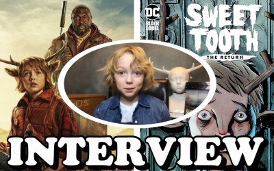 Christian Convery Talks Having the Number #1 Netflix Show 'Sweet Tooth'