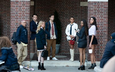 OMFG! GOSSIP GIRL RETURNS TO THE CW FOLLOWING HBO MAX PREMIERE
