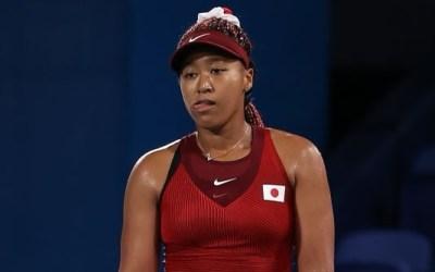 Naomi Osaka Eliminated From Olympics Tennis Tournament After Upset Loss To World 42nd Ranked Marketa Vondrousova