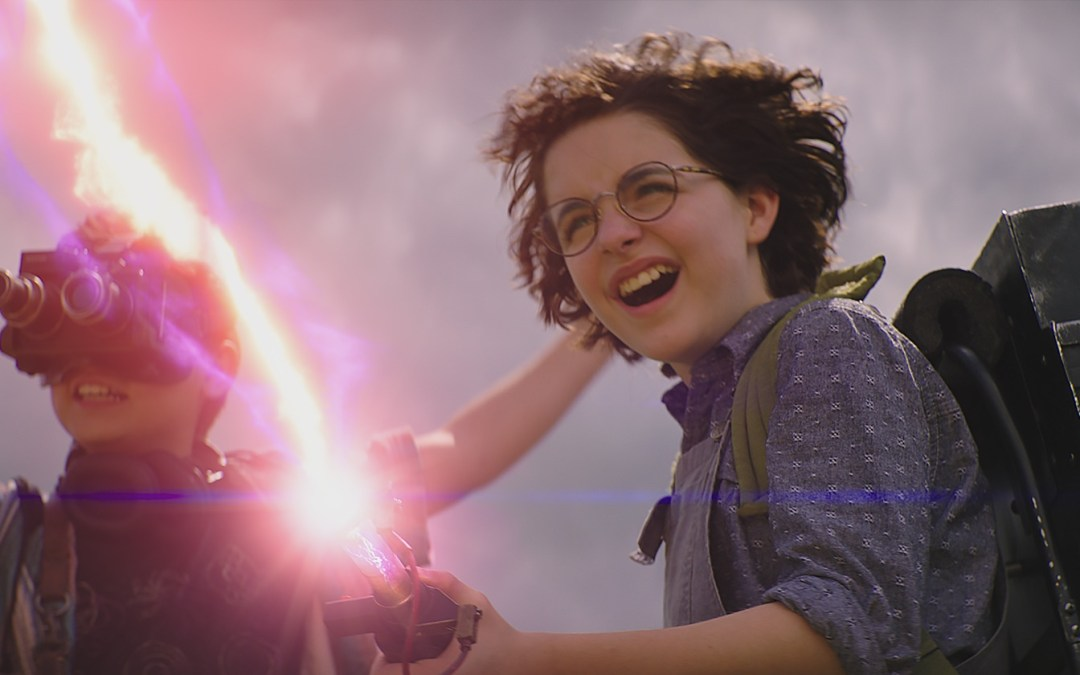 Watch the New Trailer of GHOSTBUSTERS: AFTERLIFE Starring Carrie Coon, Finn Wolfhard, Celeste O'Connor, Mckenna Grace and Paul Rudd