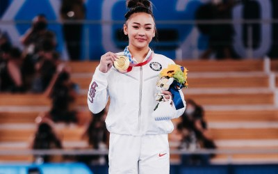 Sunisa Lee Brings Home Gold For The US In Artistic Gymnastics Women's All-Around Final