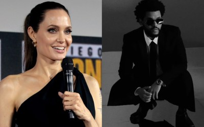 Angelina Jolie and The Weeknd are DATING?