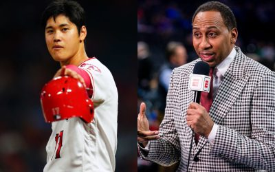 Stephen A. Smith Receives Backlash For His Comments on Shohei Ohtani