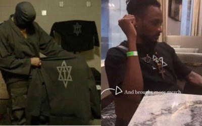 """Did Kanye West Steal From Another Black Owned Fashion Brand For His """"DONDA"""" Merch?"""
