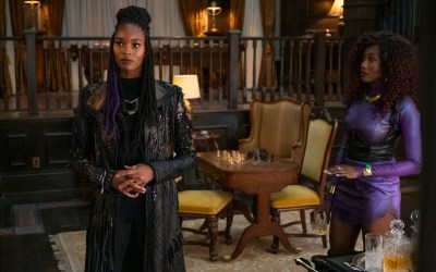 Anna Diop and Damaris Lewis Have Been Stunning in 'Titans' Season 3