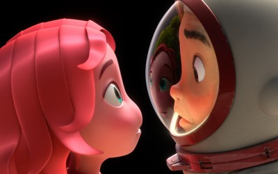 """Apple Original Films Unveils Trailer for the New Animated short """"Blush"""""""